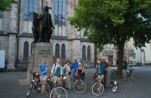 Bach by Bike Leipzig